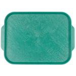 Поднос столовый из полистирола 450х355 мм зеленый фото, купить в Липецке | Uliss Trade