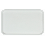 Поднос столовый из полистирола 530х330 мм белый фото, купить в Липецке | Uliss Trade