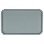 Поднос столовый из полистирола 530х330 мм серый фото, купить в Липецке | Uliss Trade