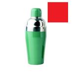 Шейкер 0,48 л. винил.покрытие, красный, нерж. арт. CSD16V red фото, купить в Липецке | Uliss Trade