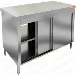 Стол производственный сквозной купе HICOLD НСЗК-15/7Т фото, купить в Липецке | Uliss Trade