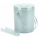 Емкость для льда из поликарбоната с щипцами «Sunnex»  V, мл 1750 фото, купить в Липецке | Uliss Trade