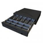 Денежный ящик 1.0/К0 (большой, черный)