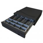 Денежный ящик 2.0/К0 (малый, черный)