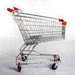 Тележка покупательская STA060-XX Budget фото, купить в Липецке | Uliss Trade