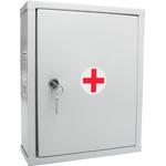 Металлическая аптечка медицинская АМ-1 фото, купить в Липецке | Uliss Trade