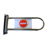 Рамка поворотная кассовая с креплением на планку, телескопическая фото, купить в Липецке | Uliss Trade