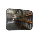 Зеркало сферическое, прямоугольное 600х800 мм