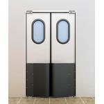 Маятниковые двери офисного типа фото, купить в Липецке | Uliss Trade