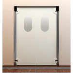 Маятниковые двери пластиковые фото, купить в Липецке | Uliss Trade