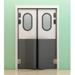 Маятниковые двери с фиксацией фото, купить в Липецке | Uliss Trade
