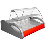 Витрина холодильная настольная ПОЛЮС ВХСн-1,5 Арго фото, купить в Липецке | Uliss Trade