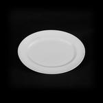 Блюдо овальное «Corone» 202х160 мм с орнаментом фото, купить в Липецке | Uliss Trade