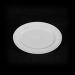 Блюдо овальное «Corone» 333х260 мм с орнаментом фото, купить в Липецке | Uliss Trade