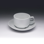 Чайная пара с круглым блюдцем «Collage» 155 мл фото, купить в Липецке | Uliss Trade