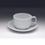 Чайная пара с круглым блюдцем «Collage» 180 мл фото, купить в Липецке | Uliss Trade