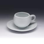 Чайная пара с овальным блюдцем «Collage» 150 мл фото, купить в Липецке | Uliss Trade