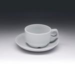 Кофейная пара с круглым блюдцем «Collage» 100 мл фото, купить в Липецке | Uliss Trade
