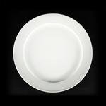 Тарелка мелкая с утолщенным краем «CaBaRe» 300 мм фото, купить в Липецке | Uliss Trade