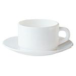 Чашка 280 мл. чайная Эвридэй (блюдце G2722) фото, купить в Липецке | Uliss Trade