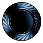 Тарелка d=245 мм. Трианон черн. (G8724) Р фото, купить в Липецке | Uliss Trade