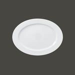 Тарелка овальная 28 см., плоская ASOP28 фото, купить в Липецке | Uliss Trade