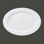 Тарелка овальная 36 см., плоская ASOP36 фото, купить в Липецке | Uliss Trade