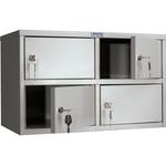 Индивидуальные шкафы кассира AMB-30/4 фото, купить в Липецке | Uliss Trade