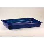 Гастроемкость GN 1/1 h=65 п/п синяя фото, купить в Липецке | Uliss Trade