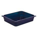 Гастроемкость GN 1/2 h=65 п/п синяя фото, купить в Липецке | Uliss Trade