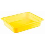 Гастроемкость GN 1/2 h=65 п/п желтая фото, купить в Липецке | Uliss Trade