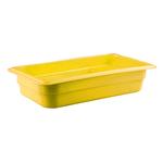 Гастроемкость GN 1/3 h=65 п/п желтая фото, купить в Липецке | Uliss Trade
