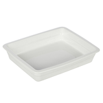 Гастроемкость керамическая «Corone» GN 1/2 326х265х60 мм белая фото, купить в Липецке | Uliss Trade