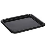 Гастроемкость керамическая «Corone» GN 1/2 330х268х24 мм черная фото, купить в Липецке | Uliss Trade