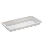Гастроемкость керамическая «Corone» GN 1/3 322х168х38 мм белая фото, купить в Липецке | Uliss Trade