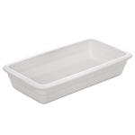 Гастроемкость керамическая «Corone» GN 1/3 328х175х60 мм белая фото, купить в Липецке | Uliss Trade