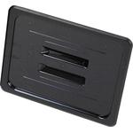 Крышка из поликарбоната для GN 1/3 цвет черный фото, купить в Липецке | Uliss Trade