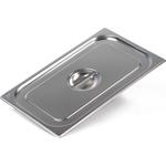 Крышка Luxstahl из нержавеющей стали для GN 1/1 фото, купить в Липецке | Uliss Trade