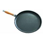 Сковорода чугунная для блинов с деревянной ручкой P.L. Proff Cuisine, см 23 фото, купить в Липецке | Uliss Trade