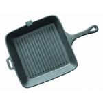 Сковорода чугунная гриль P.L. Proff Cuisine, 26х26 см фото, купить в Липецке | Uliss Trade