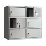 Индивидуальные шкафы кассира AMB-45/6 фото, купить в Липецке | Uliss Trade
