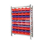 Комплект стеллажный модульный с ящиком (55 шт.) фото, купить в Липецке | Uliss Trade