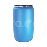 Пластиковая бочка 227 литров с крышкой, внешний размер 595x595x1000мм фото, купить в Липецке | Uliss Trade