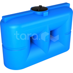Пластиковая ёмкость для воды 2000 л (2350x780x1460 мм) фото, купить в Липецке | Uliss Trade