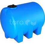 Пластиковая ёмкость для воды 5000 литров (горизонтальная) фото, купить в Липецке | Uliss Trade