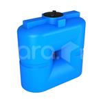 Пластиковая ёмкость для воды 750 л (1355x605x1280 мм) фото, купить в Липецке | Uliss Trade