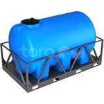 Пластиковая ёмкость в обрешётке 3000 л (2470x1410x1560 мм) фото, купить в Липецке | Uliss Trade
