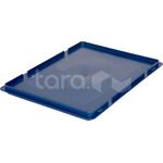 Пластиковая крышка для ящика 400х300 мм KLT фото, купить в Липецке | Uliss Trade