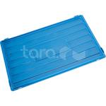 Пластиковая крышка для ящика 600х400 мм KLT фото, купить в Липецке | Uliss Trade