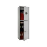 Шкаф бухгалтерский ПРАКТИК SL-150/2Т EL фото, купить в Липецке | Uliss Trade